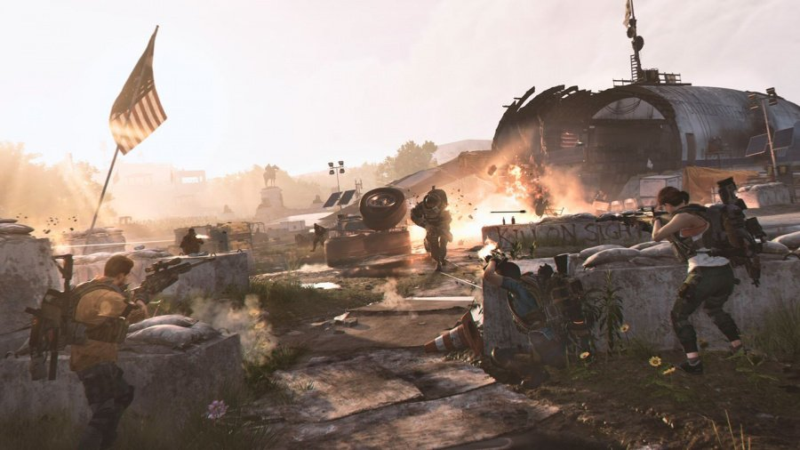 The Division 2 Review - Screenshot 5 of 6