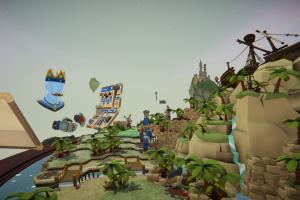 Skyworld Screenshot