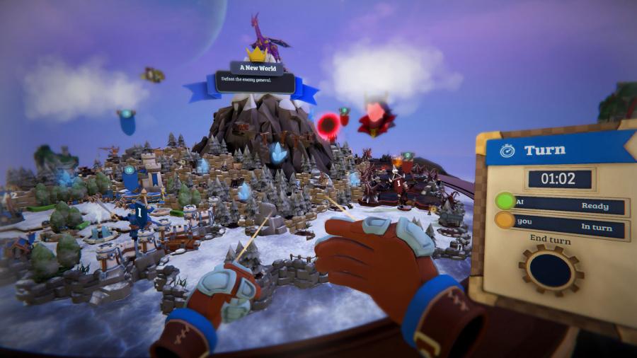 Skyworld Review - Screenshot 1 of 4