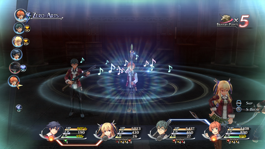 The Legend of Heroes: Trails of Cold Steel Review - Screenshot 4 of 5