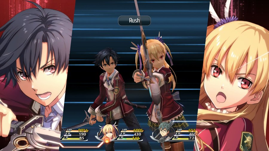 The Legend of Heroes: Trails of Cold Steel Review - Screenshot 3 of 5