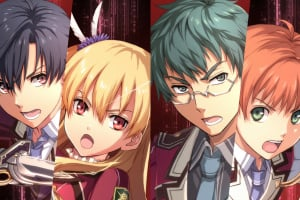 The Legend of Heroes: Trails of Cold Steel Screenshot