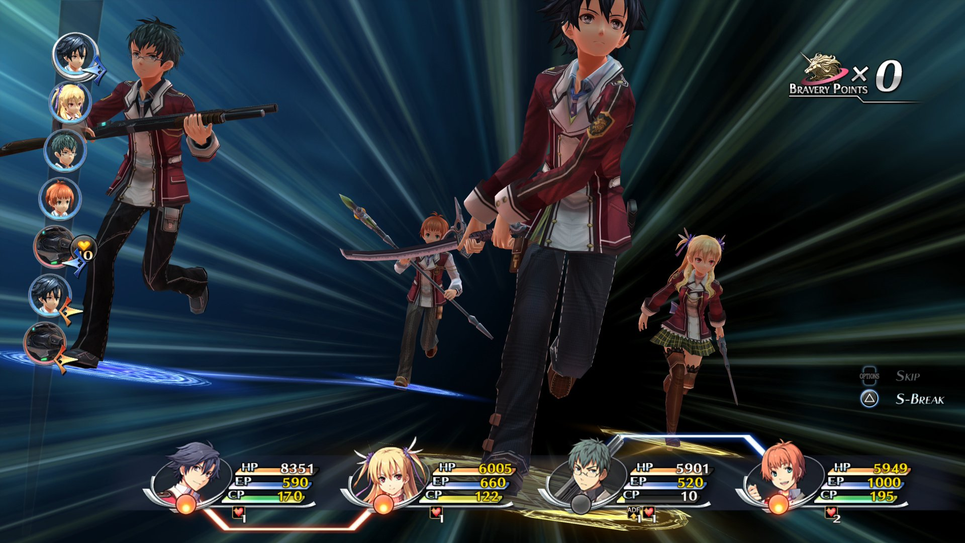 The Legend Of Heroes Trails Of Cold Steel Review Ps4 Push Square
