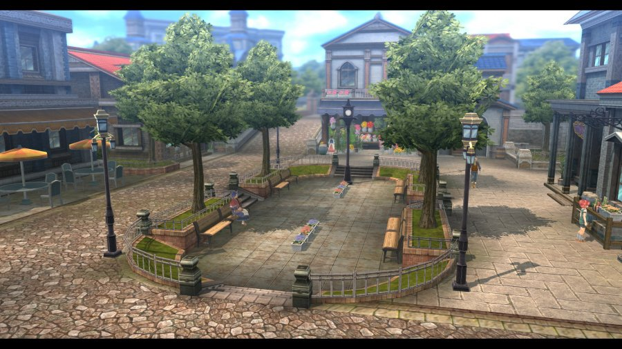 The Legend of Heroes: Trails of Cold Steel Review - Screenshot 1 of 5
