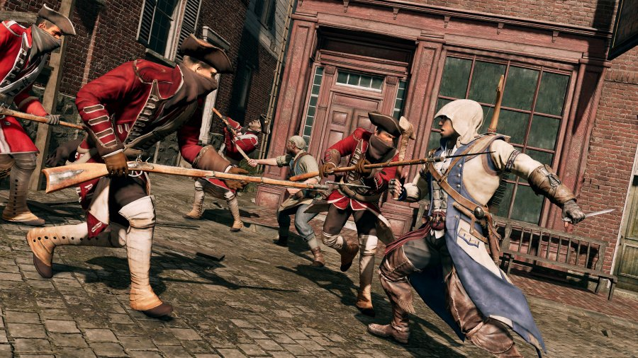 Assassin's Creed III Remastered Review - Screenshot 1 of 4