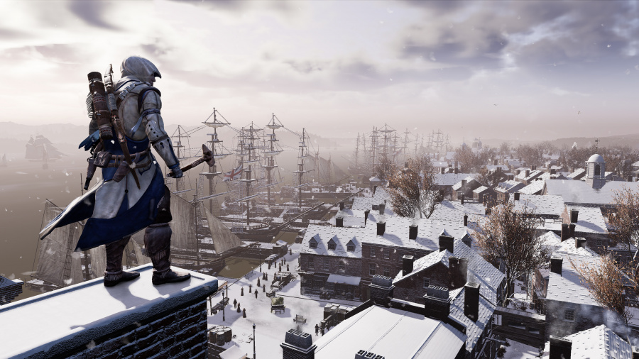 Assassin's Creed III Remastered Review - Screenshot 2 of 4
