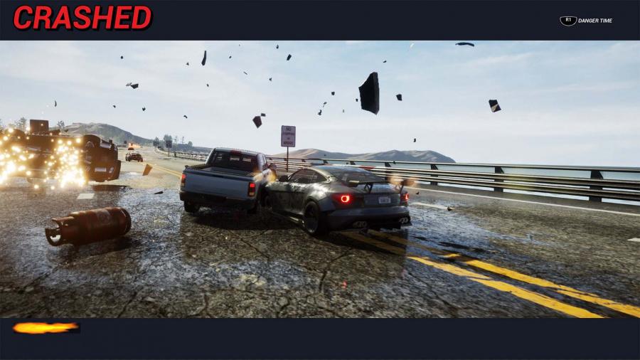 Dangerous Driving Review - Screenshot 3 of 4