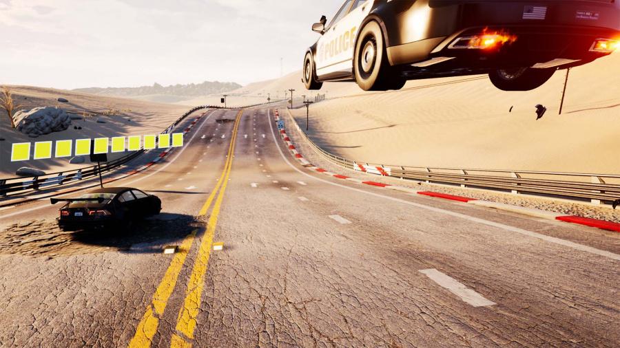 Dangerous Driving Review - Screenshot 1 of 4