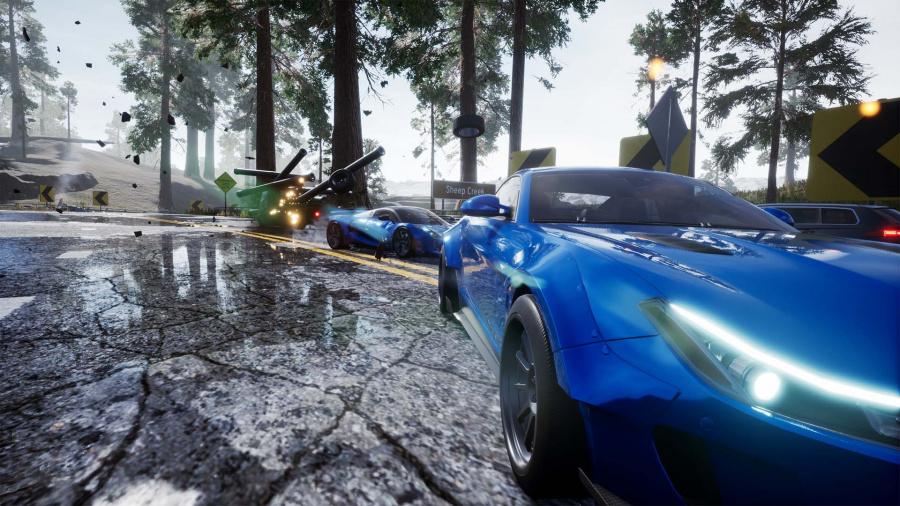 Dangerous Driving Review - Screenshot 4 of 4