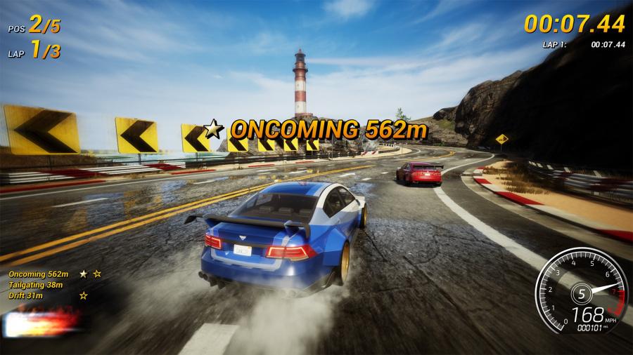 Dangerous Driving Review - Screenshot 2 of 4