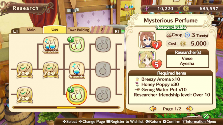 Nelke & the Legendary Alchemists: Ateliers of the New World Review - Screenshot 2 of 4