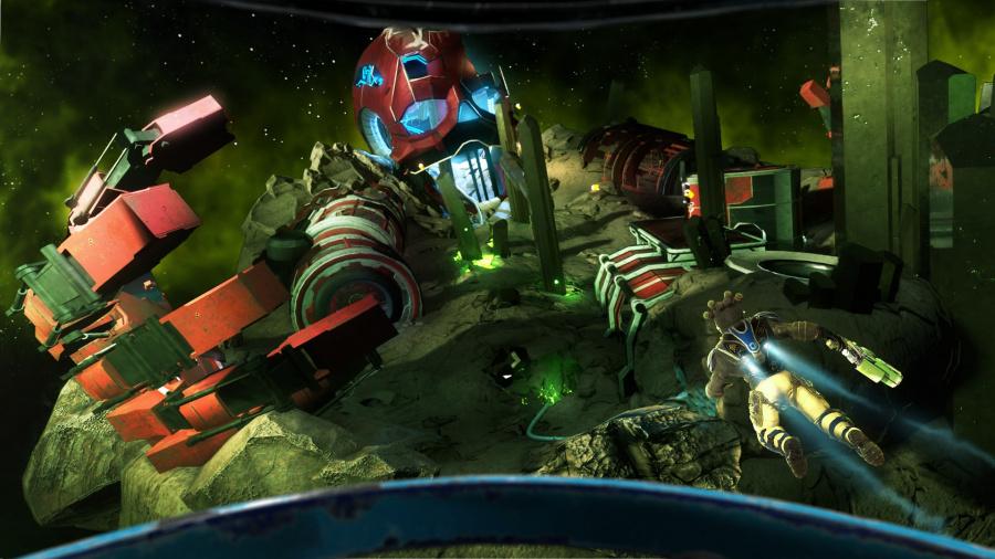 Space Junkies Review - Screenshot 2 of 3