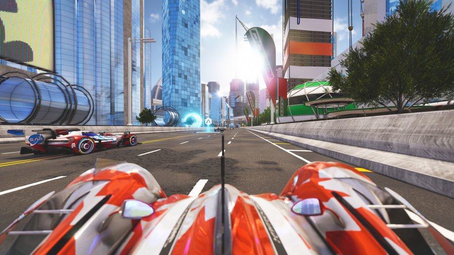 Xenon Racer Review - Screenshot 2 of 4