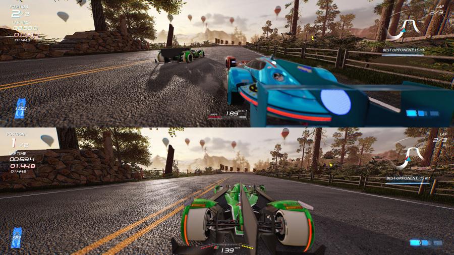 Xenon Racer Review - Screenshot 3 of 3