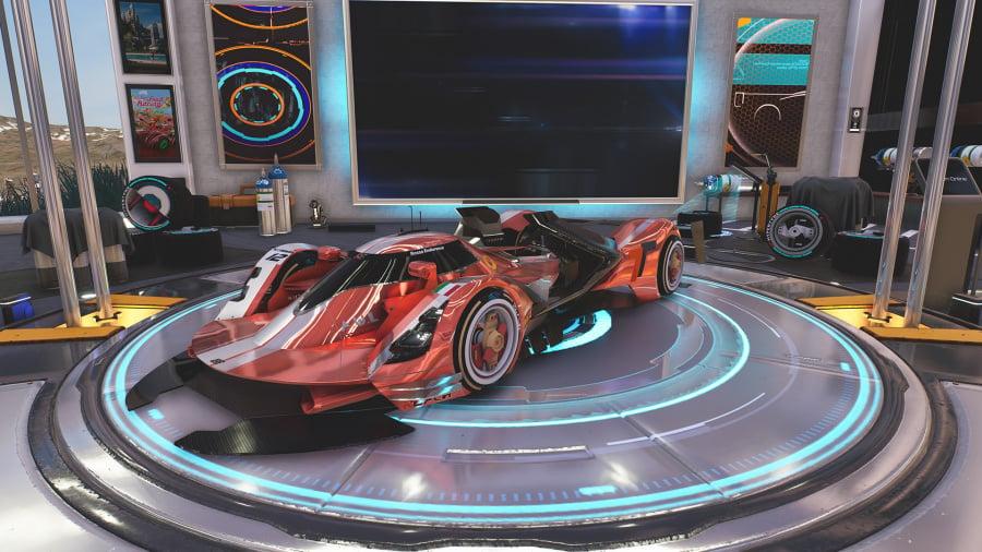 Xenon Racer Review - Screenshot 2 of 3