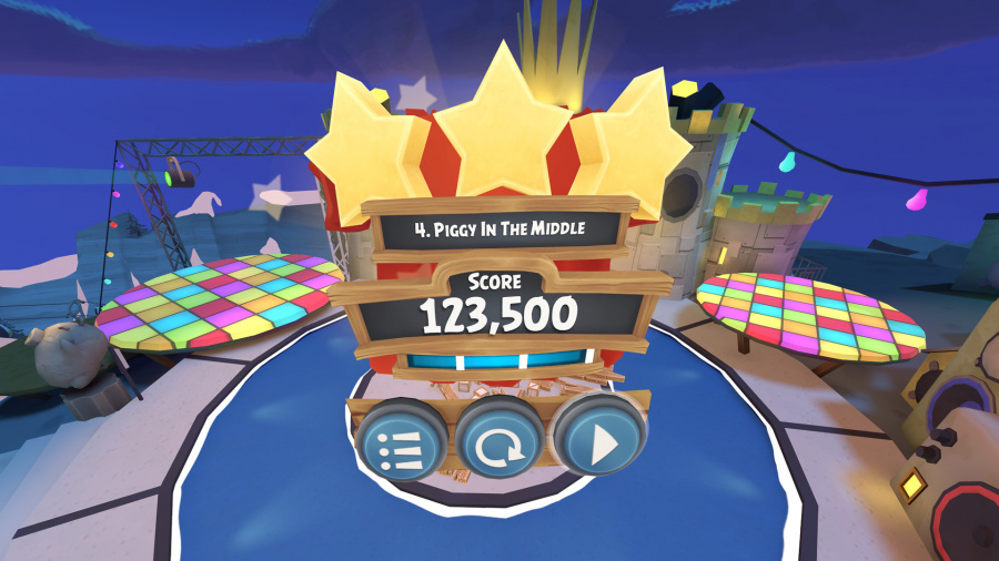 Angry Birds VR: Isle of Pigs Review - Screenshot 3 of 3
