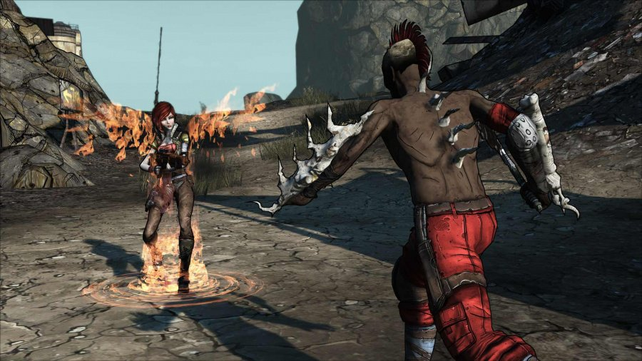 Borderlands: The Game of the Year Edition Review - Screenshot 2 of 4