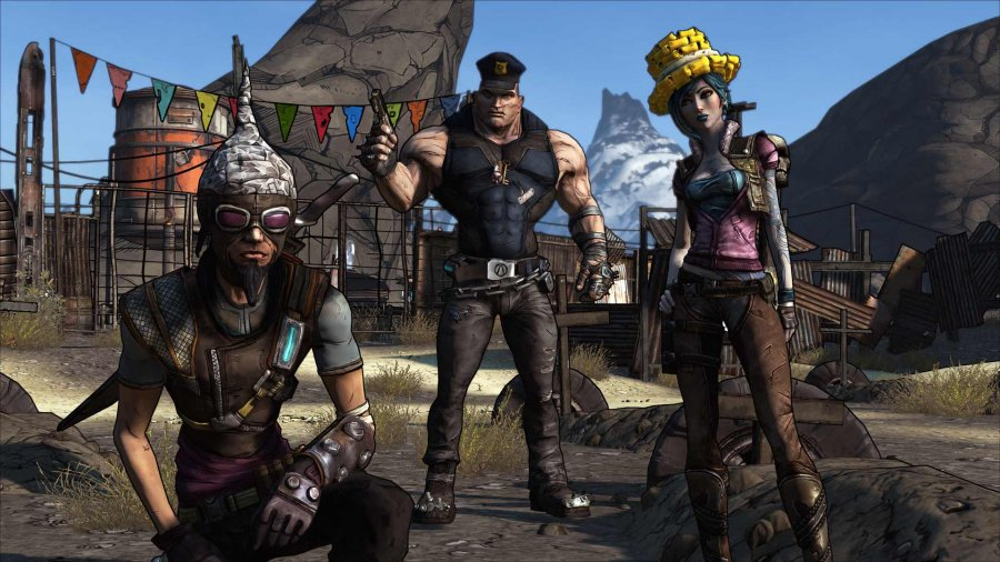 Borderlands: Game of the Year Edition Review - Screenshot 1 of 4