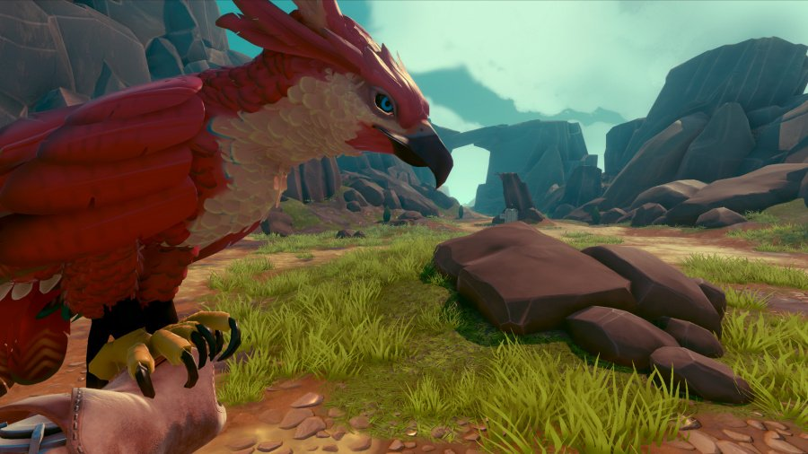Falcon Age Review - Screenshot 1 of 5