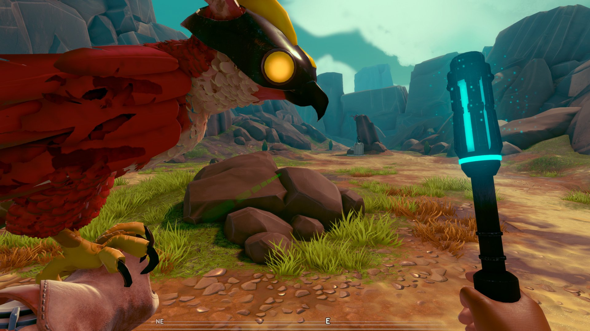 Falcon Age Review (PS4) | Push Square