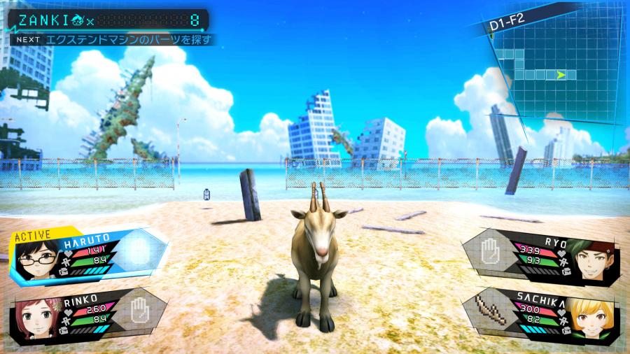 Zanki Zero: Last Beginning Review - Screenshot 5 of 5