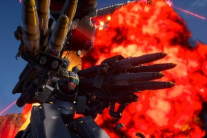 Earth Defense Force: Iron Rain Screenshot