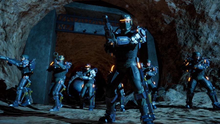 Earth Defense Force: Iron Rain Review - Screenshot 5 of 5