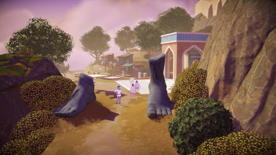 Heaven's Vault Review - Screenshot 2 of 4