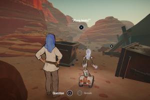 Heaven's Vault Screenshot