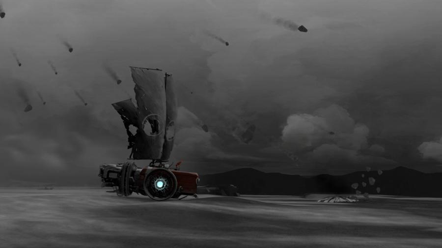 FAR: Lone Sails Review - Screenshot 3 of 4