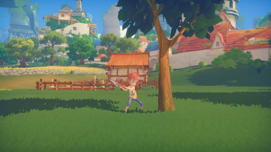 My Time at Portia Review - Screenshot 4 of 4