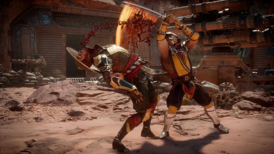 Mortal Kombat 11 Review - Screenshot 4 of 5