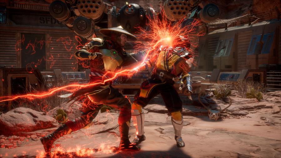 Mortal Kombat 11 Review - Screenshot 1 of 5