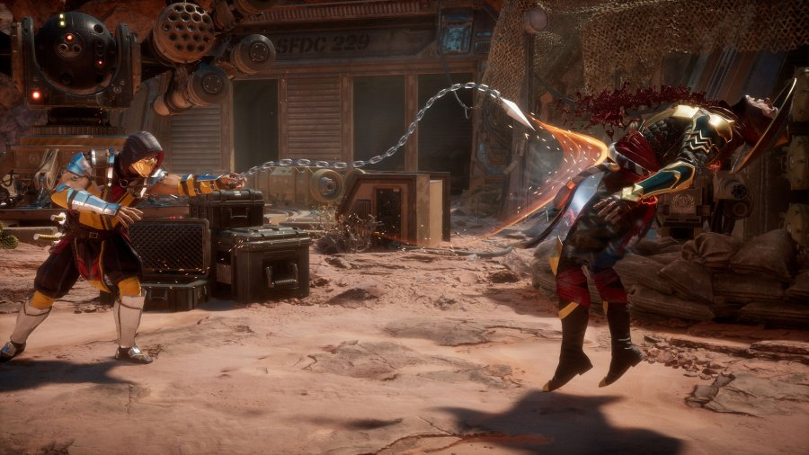 Mortal Kombat 11 Review - Screenshot 1 of 5