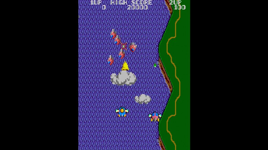 Arcade Classics Anniversary Collection Review - Screenshot 1 of 3