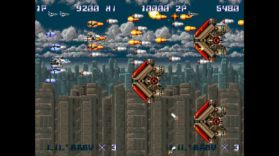 Arcade Classics Anniversary Collection Review - Screenshot 2 of 3