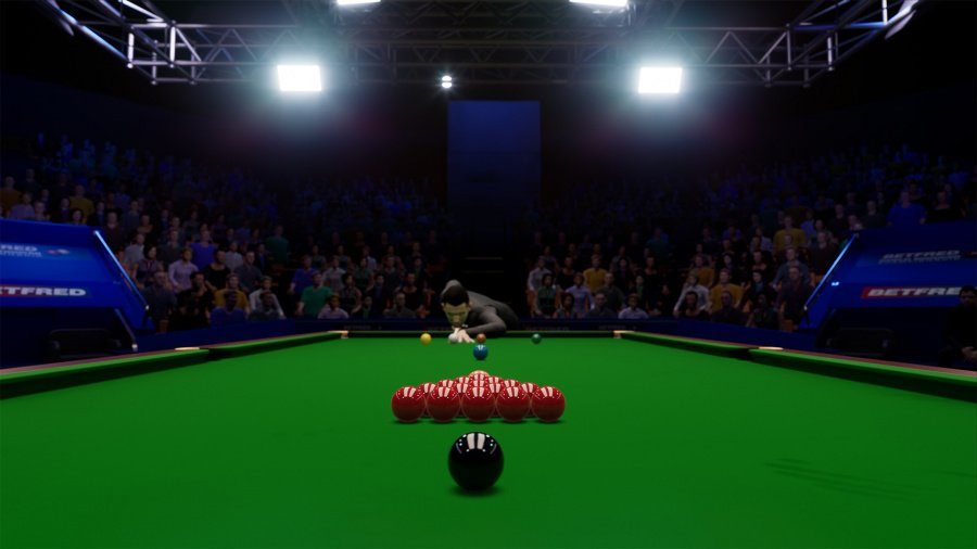 Snooker 19 Review - Screenshot 1 of 3