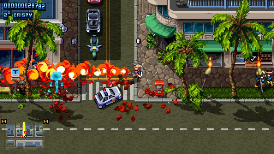 Shakedown: Hawaii Review - Screenshot 4 of 4