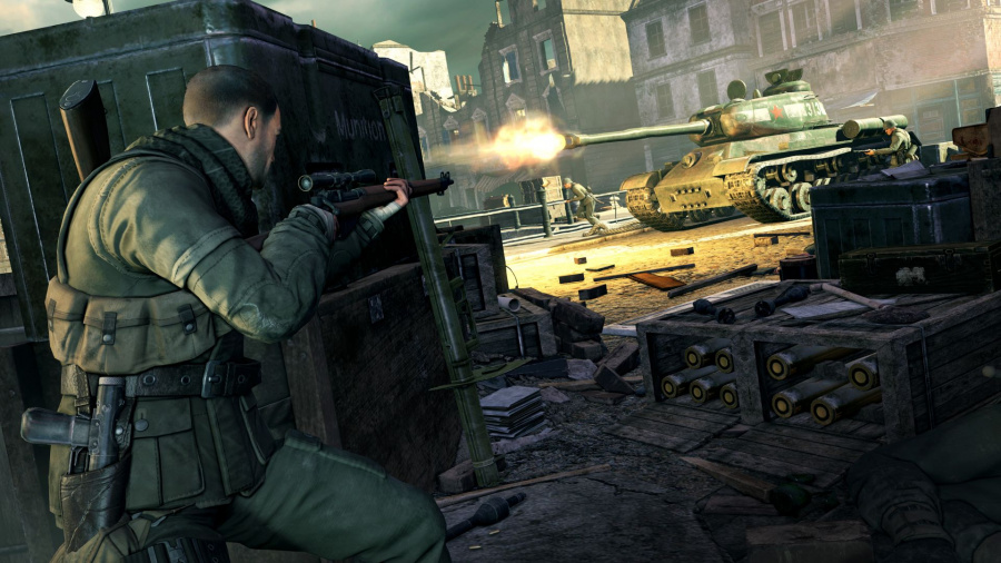Sniper Elite V2 Remastered Review - Screenshot 1 of 5