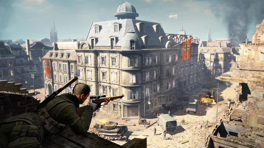 Sniper Elite V2 Remastered Review - Screenshot 2 of 5