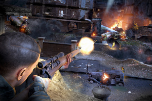 Sniper Elite V2 Remastered Screenshot