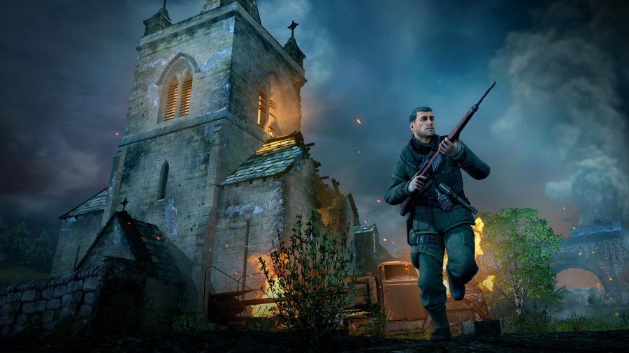 Sniper Elite V2 Remastered Review - Screenshot 4 of 5