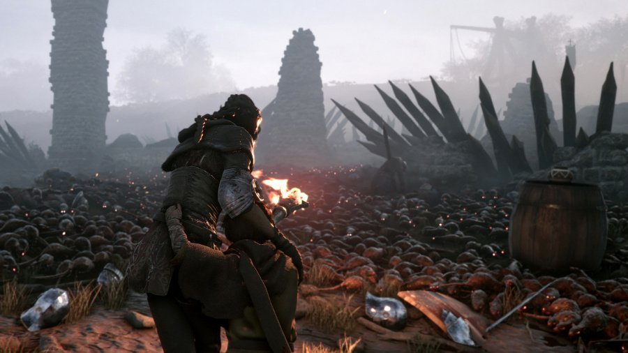 A Plague Tale: Innocence Review - Screenshot 2 of 3