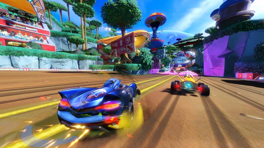 Team Sonic Racing Review - Screenshot 2 of 4