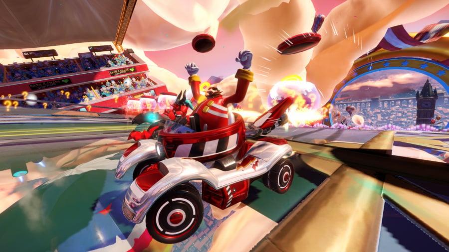 Team Sonic Racing Review - Screenshot 1 of 5