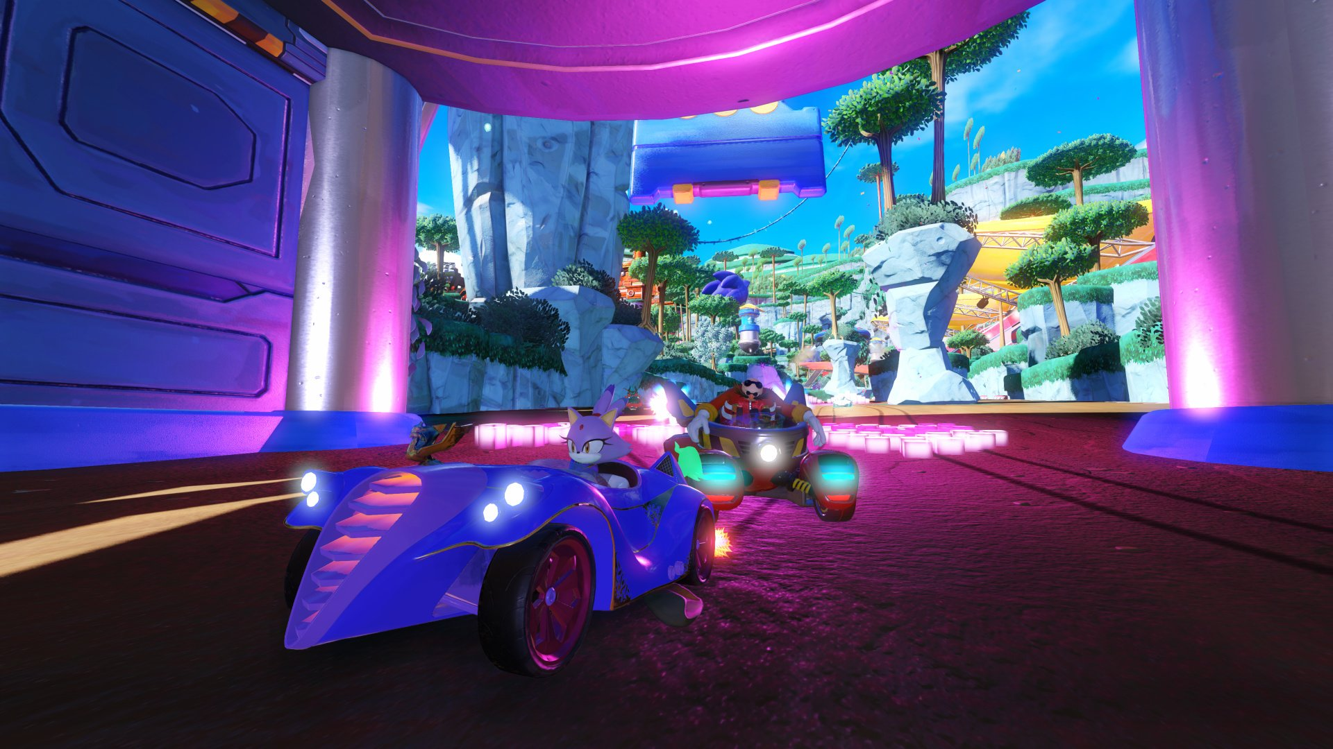 Team Sonic Racing Review (PS4) | Push Square