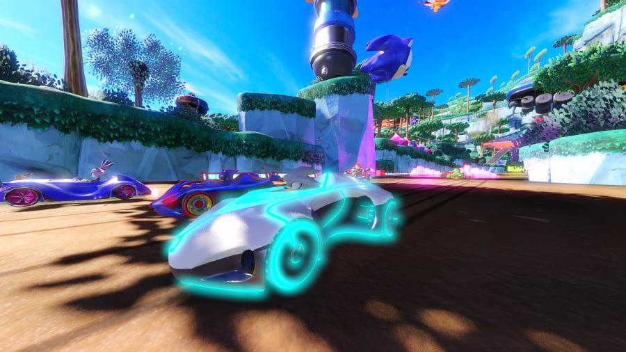 Team Sonic Racing Review - Screenshot 1 of 3