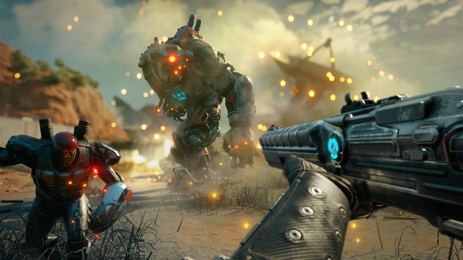 RAGE 2 Review - Screenshot 3 of 4