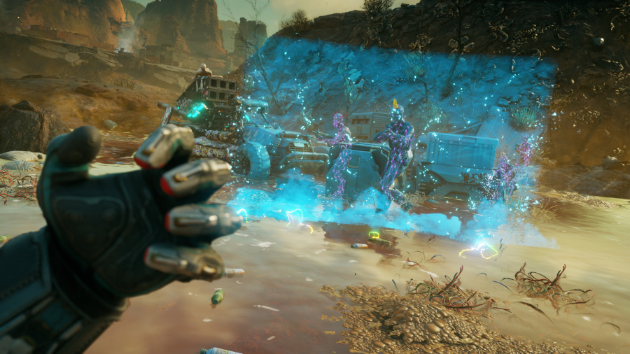 RAGE 2 Review - Screenshot 4 of 4