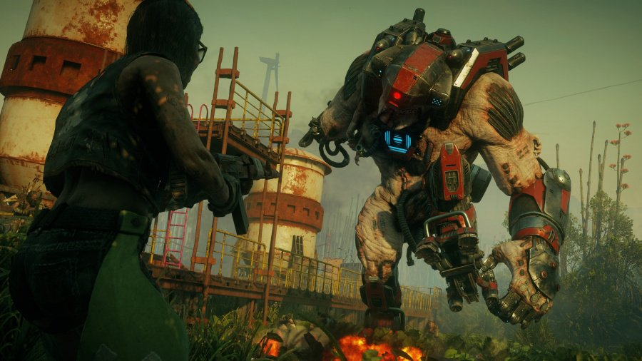 RAGE 2 Review - Screenshot 2 of 4